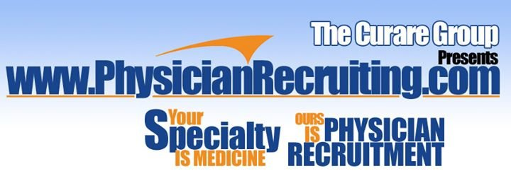 Curare Physician Recruiting cover