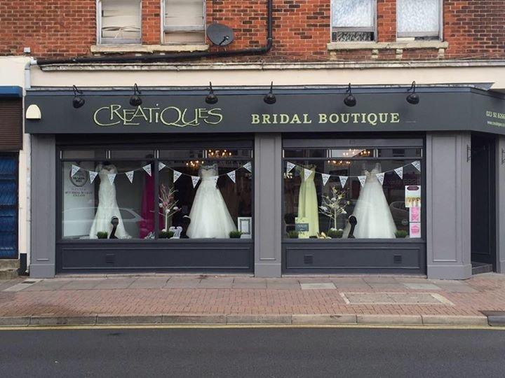 Creatiques Bridal Boutique cover