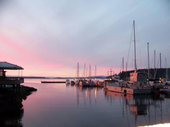 The Boardwalk Restaurant, Lund, B. C. Canada cover