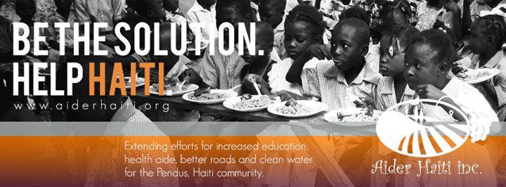 Aider Haiti Inc. cover