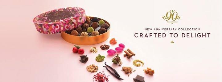 Godiva Chocolates UK cover