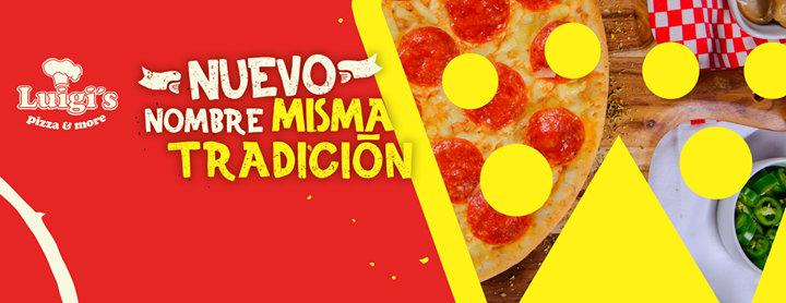Luigi´s Pizza & More cover