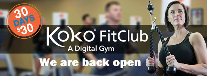 Koko FitClub Plantation cover
