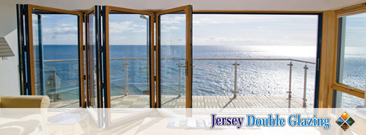 Jersey Double Glazing cover