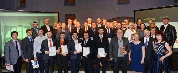 Gada Būvinženieris Latvijā cover