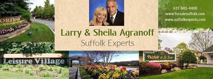 Larry & Sheila Agranoff | Realtors | 631-805-4400 cover
