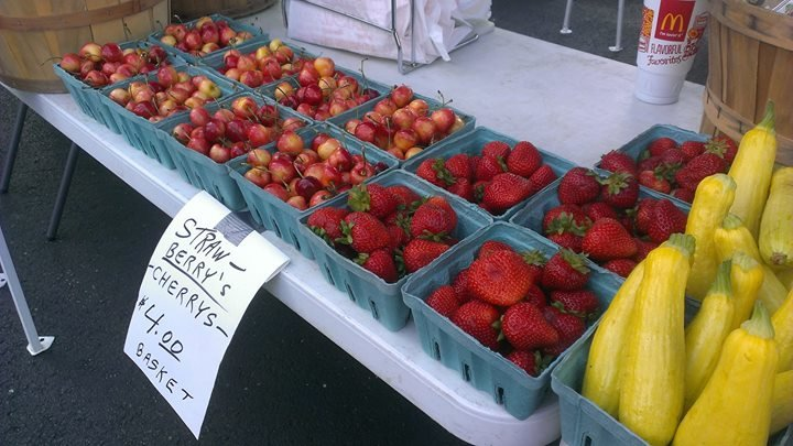 Blissfield Farmers Market cover
