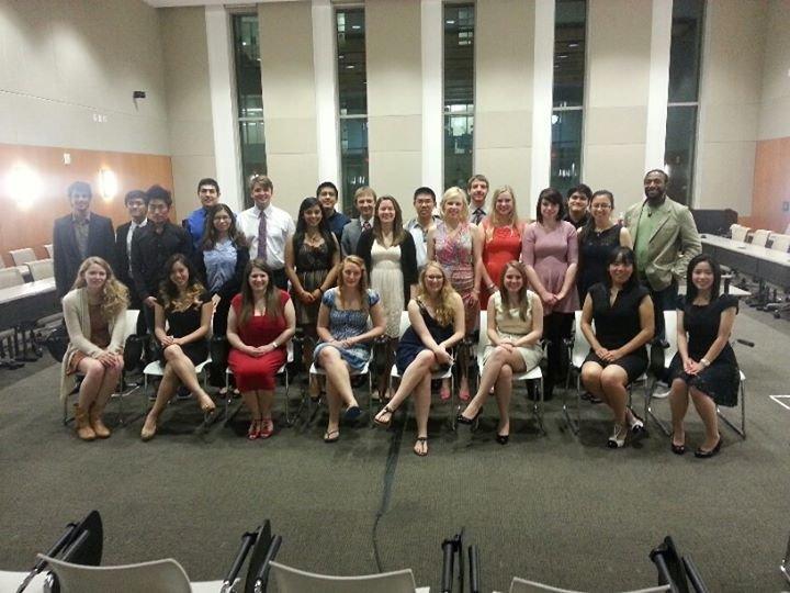 The National Society of Collegiate Scholars at UT-Austin cover
