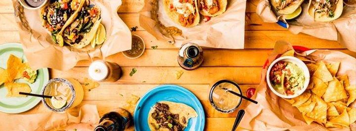 Uno Dos Tacos y Tequila cover