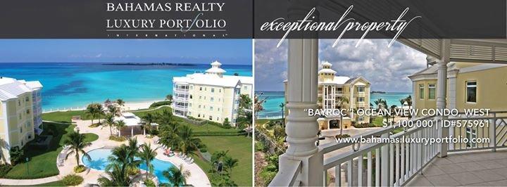 Bahamas Realty cover
