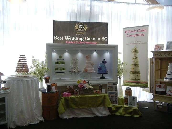 Whisk Cake Company cover