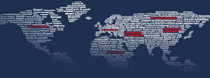 Eksportrådet - The Trade Council cover