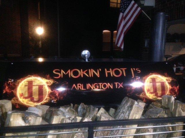 Smokin' Hot J's cover