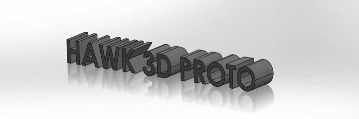 Hawk 3D Proto cover