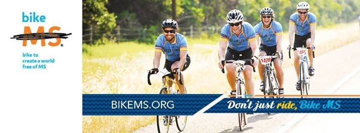 Bike MS: Upper Midwest cover