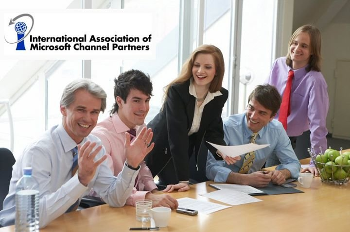 International Association of Microsoft Channel Partners cover