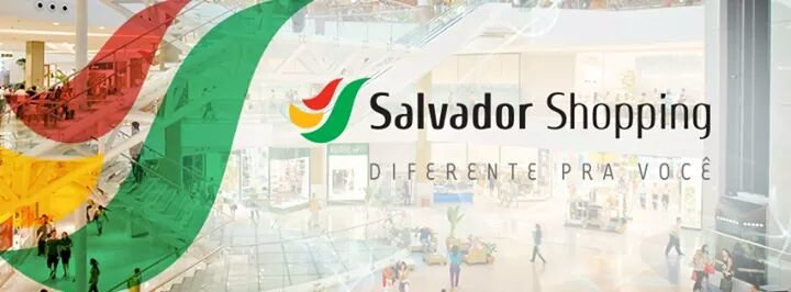 Salvador Shopping - Oficial cover