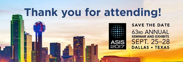 ASIS International Annual Seminar and Exhibits cover