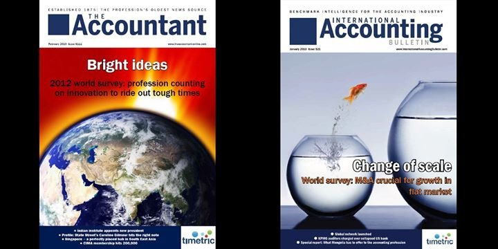 World Accounting Intelligence cover