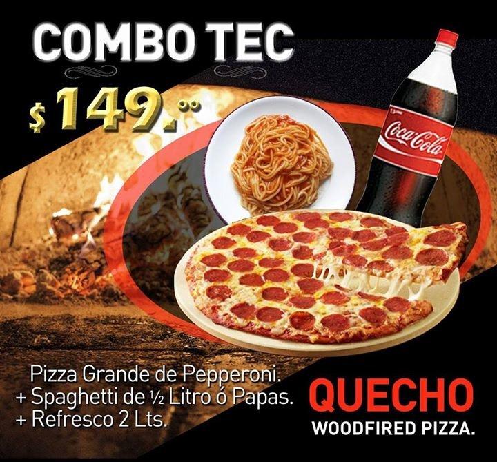 Quecho Monterrey. cover