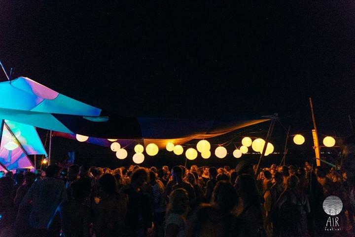 Air Festival cover