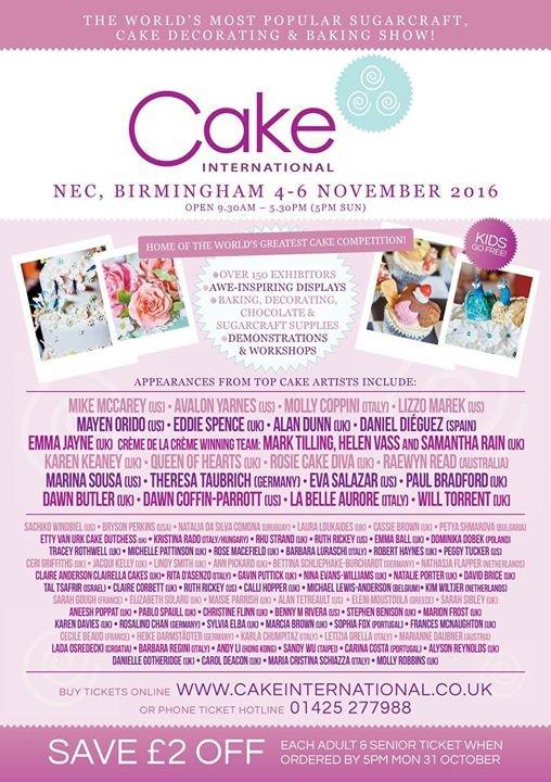 Cake International cover