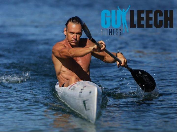 Guy Leech Fitness cover