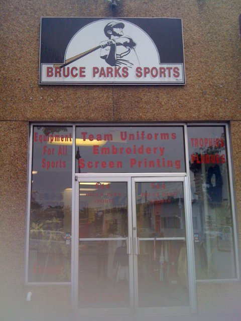 Bruce Park Sports & Embroidery cover