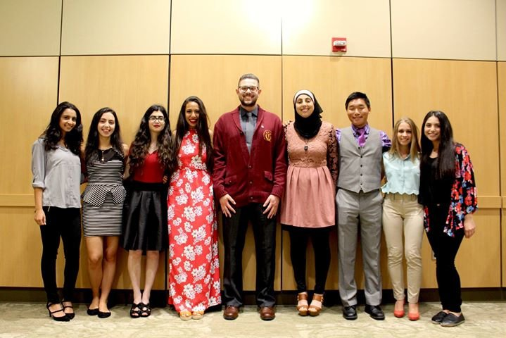 The National Society of Collegiate Scholars at Wayne State University cover