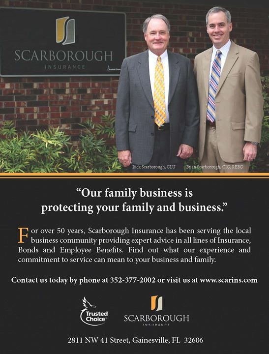 Scarborough Insurance cover
