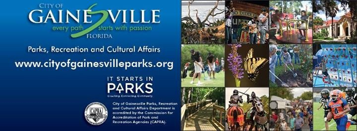 City of Gainesville - Parks, Recreation and Cultural Affairs (PRCA) cover