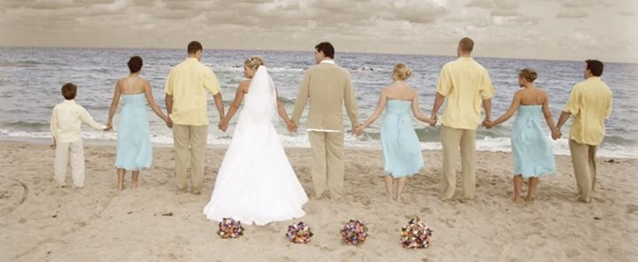 A Seaside Wedding cover