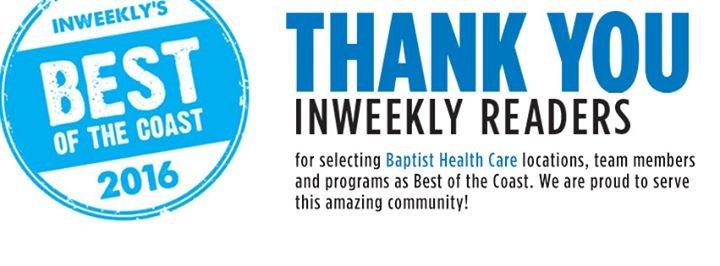 Baptist Health Care cover