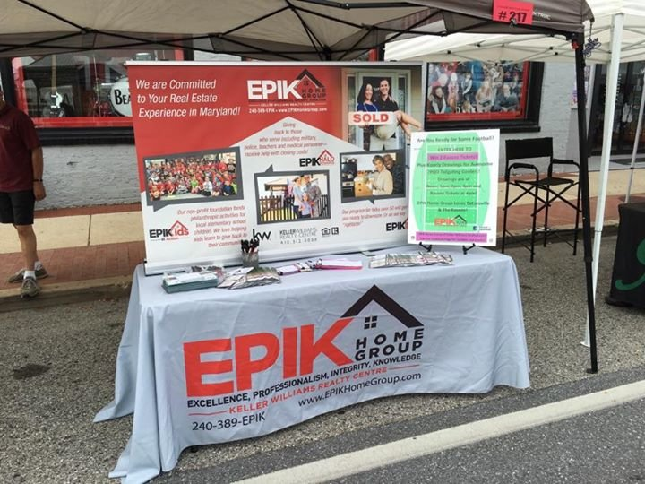 EPIK Home Group of Keller Williams Realty Centre cover