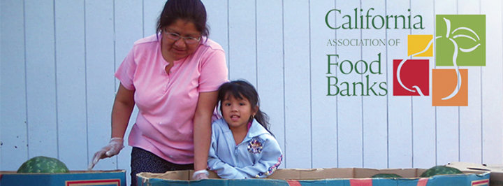California Association of Food Banks cover