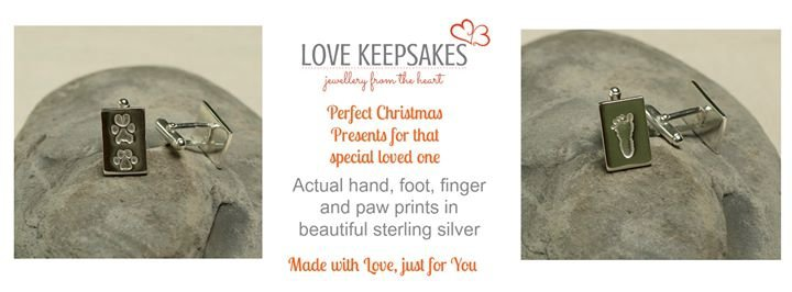 Love Keepsakes cover
