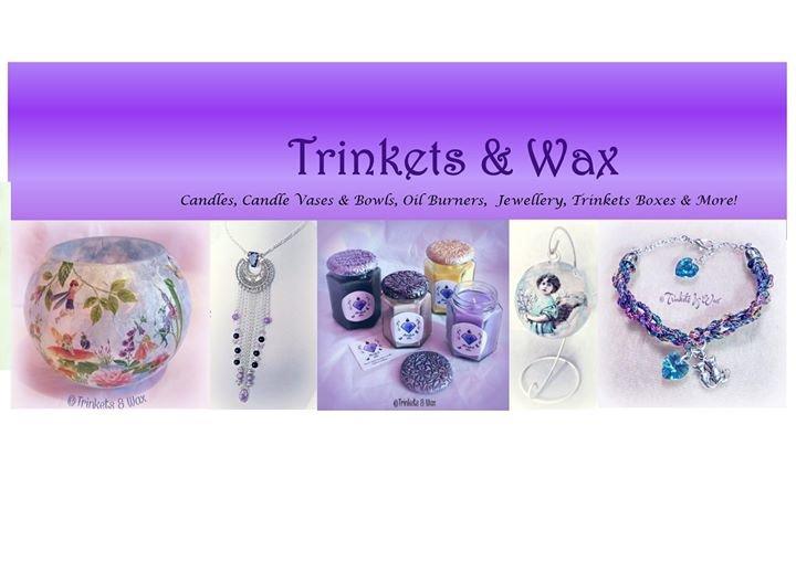 Trinkets & Wax cover
