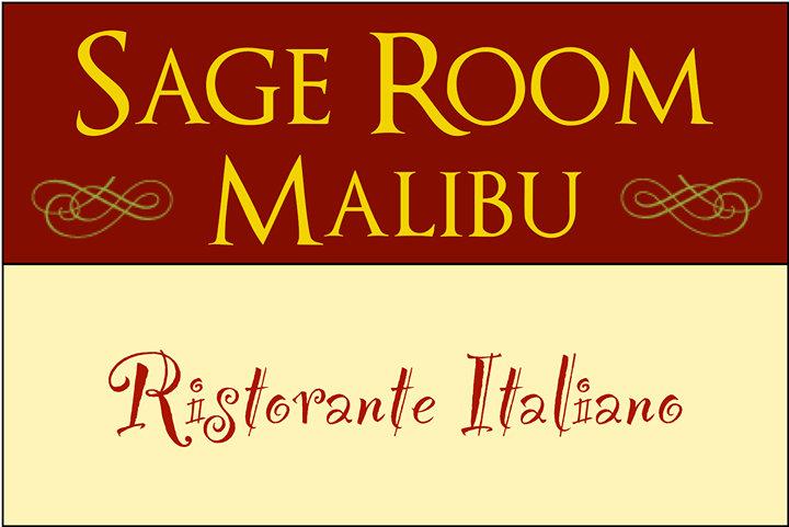 Sage Room Malibu (Ristorante Italiano) cover