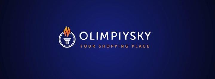 Олимпийский / Olimpiysky cover