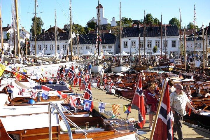 Risør Trebåtfestival     Risør Wooden Boat Festival cover