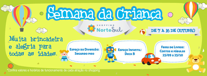 Shopping Norte Sul cover