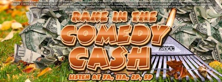 Comedy 103.1 cover