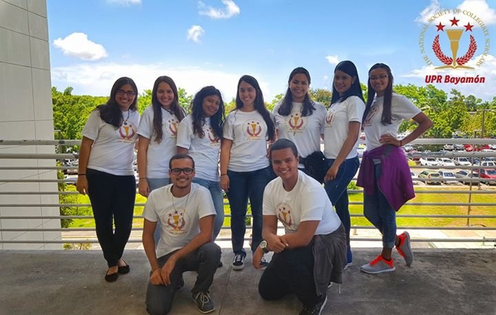 The National Society of Collegiate Scholars at UPR at Bayamon cover