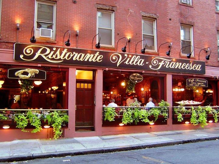 Villa Francesca cover