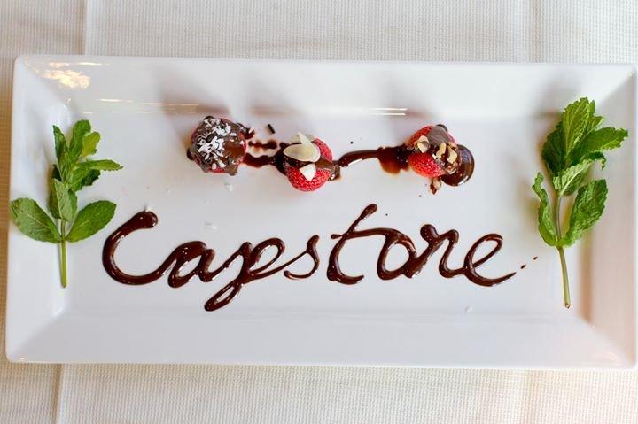 Capstone Tea & Fondue TM cover