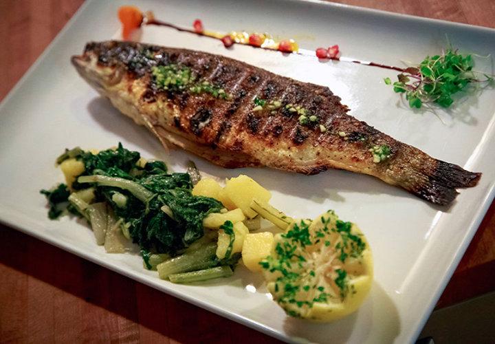 Dubrovnik Restaurant cover