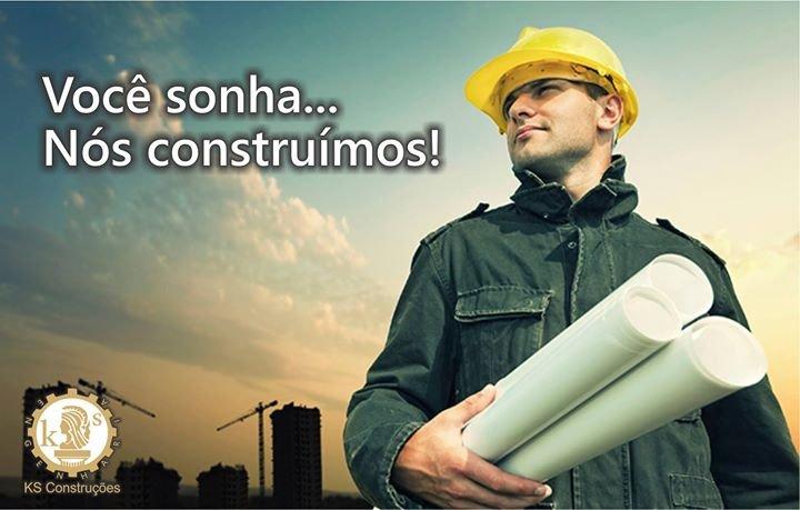 KS Construções cover
