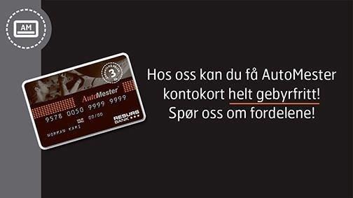 AutoMester Stord Bil- og Dekksenter As cover