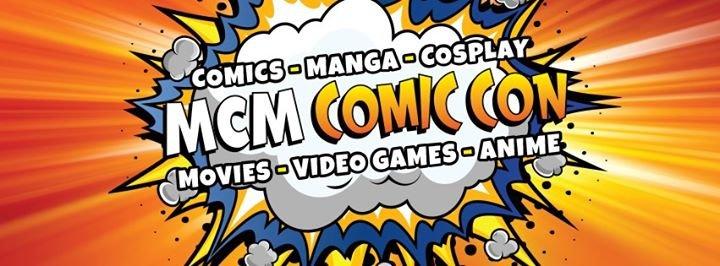 MCM London Comic Con cover