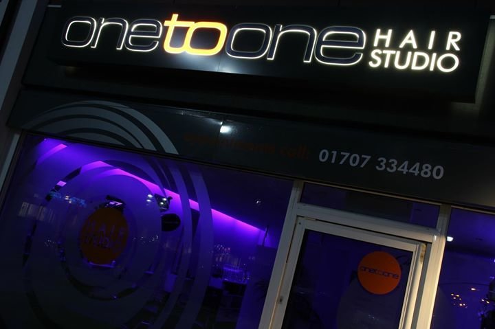 Onetoone hair studio cover